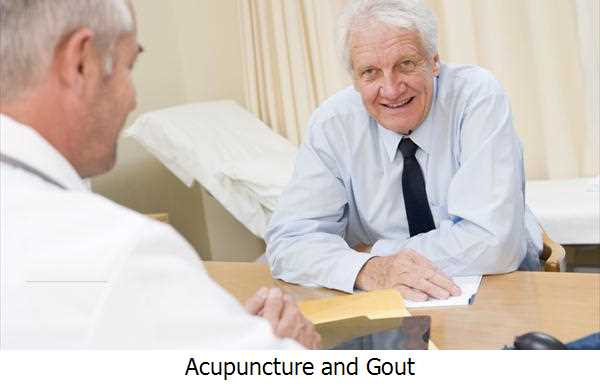 Acupuncture and Gout