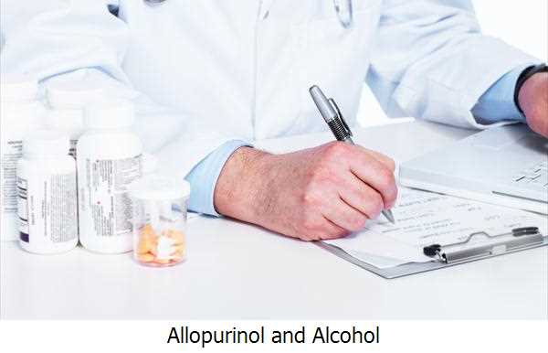 Allopurinol and Alcohol