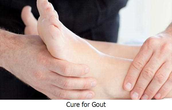 Cure for Gout