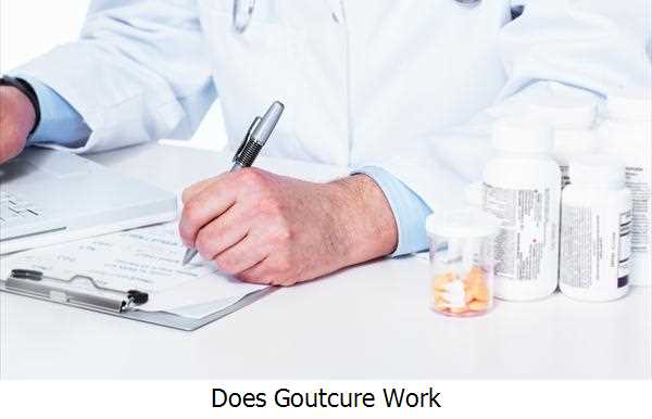 Does Goutcure Work