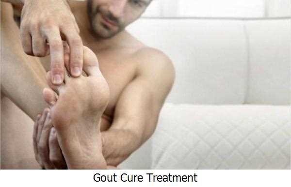 Gout Cure Treatment