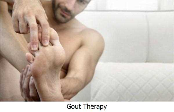 Gout Therapy