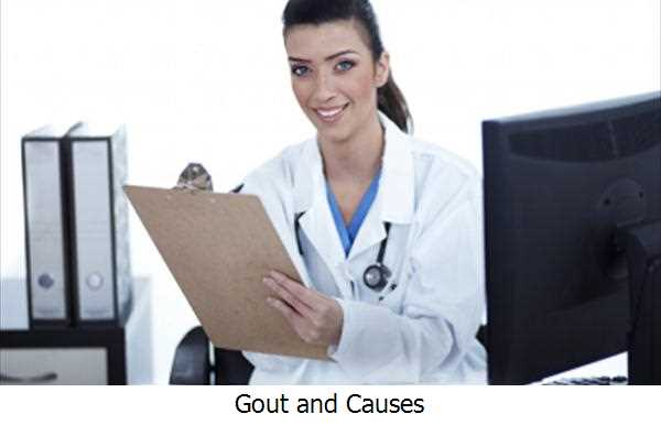 Gout and Causes
