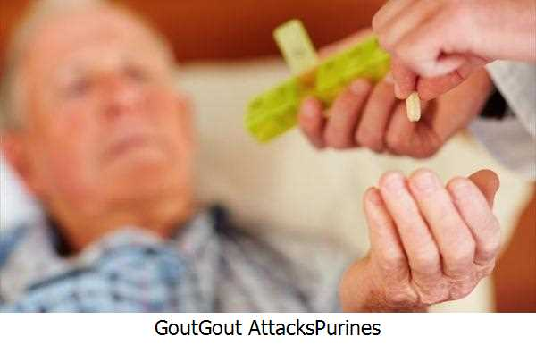 Gout,Gout Attacks,Purines