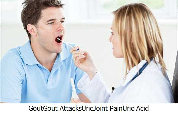 Gout,Gout Attacks,Uric,Joint Pain,Uric Acid