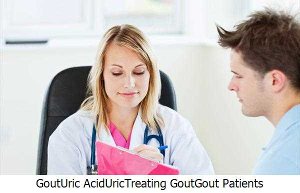 Gout,Uric Acid,Uric,Treating Gout,Gout Patients