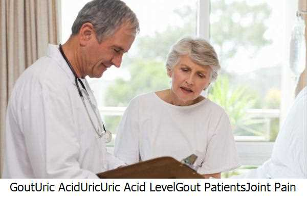 Gout,Uric Acid,Uric,Uric Acid Level,Gout Patients,Joint Pain