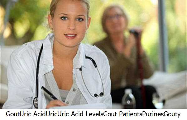 Gout,Uric Acid,Uric,Uric Acid Levels,Gout Patients,Purines,Gouty Arthritis,Treating Gout