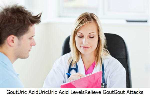Gout,Uric Acid,Uric,Uric Acid Levels,Relieve Gout,Gout Attacks