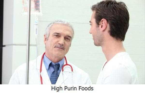 High Purin Foods