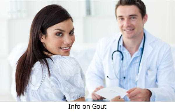 Info on Gout
