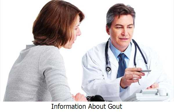 Information About Gout