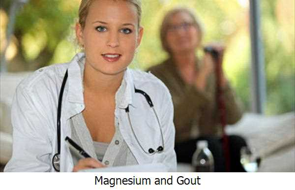 Magnesium and Gout