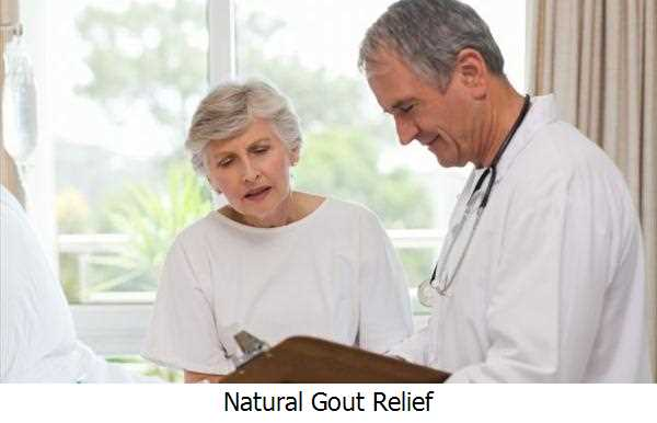 Natural Gout Relief