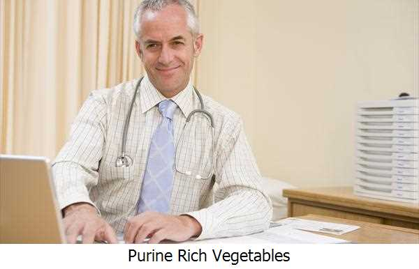 Purine Rich Vegetables