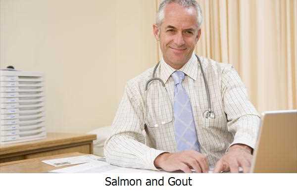Salmon and Gout