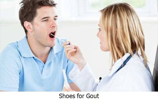 Shoes for Gout