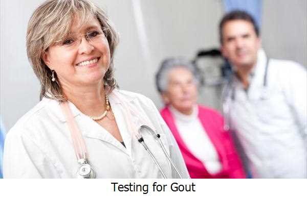 Testing for Gout