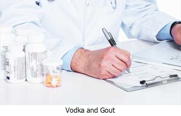 Vodka and Gout