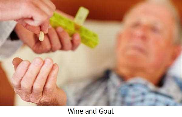 Wine and Gout